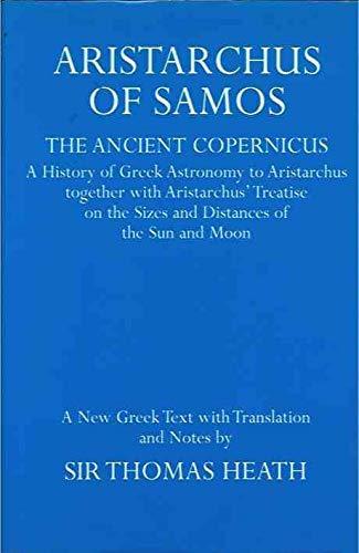 9780198581116: Aristarchus of Samos (Oxford University Press academic monograph reprints)