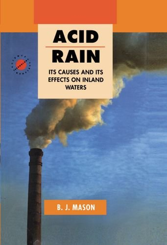 9780198583448: Acid Rain: Its Causes and Its Effects on Inland Waters