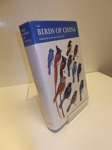 9780198586029: The Birds of China