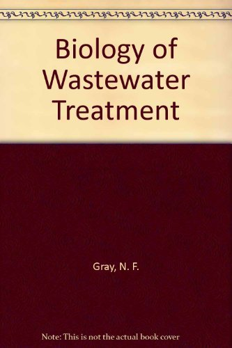 9780198590149: Biology of Wastewater Treatment