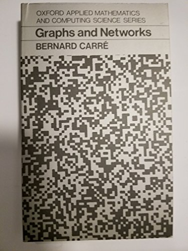 Stock image for Graphs and Networks for sale by BookHolders