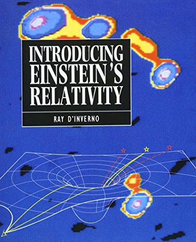 9780198596868: Introducing Einstein's Relativity