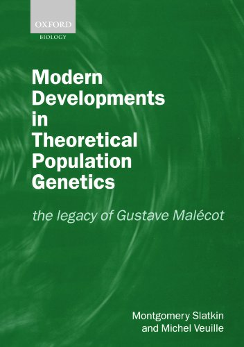 9780198599630: Modern Developments in Theoretical Population Genetics: The Legacy of Gustave Malecot