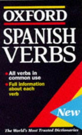 9780198600374: Spanish Verbs (Oxford Minireference Series)