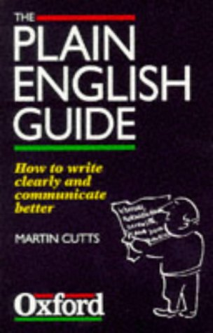 THE PLAIN ENGLISH GUIDE