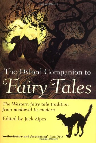 9780198601159: The Oxford Companion to Fairy Tales
