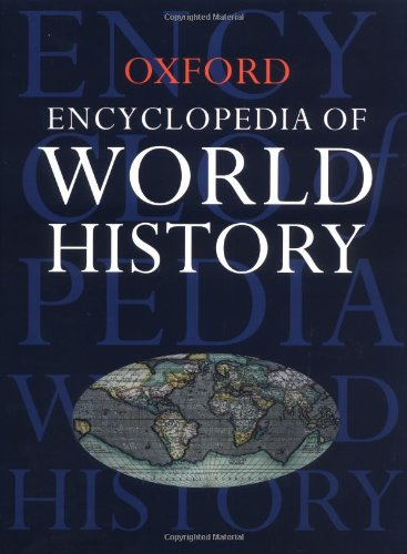 9780198602231: Oxford Encyclopedia of World History