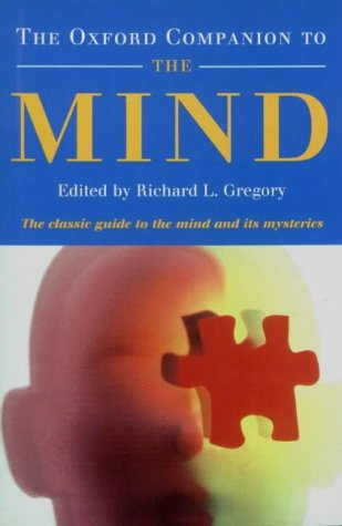 9780198602248: Oxford Companion to the Mind