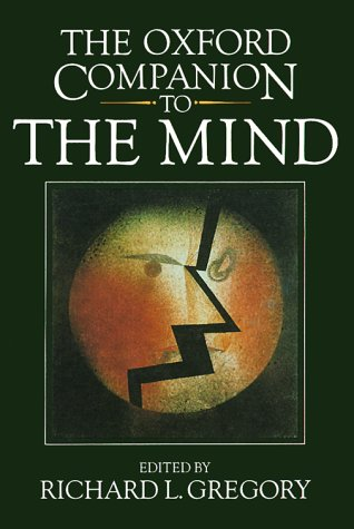9780198602248: The Oxford Companion to the Mind