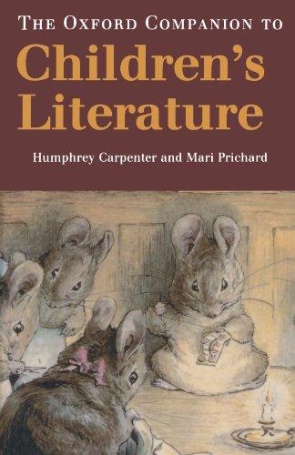 9780198602286: Oxford Companion to Children's Literature (Oxford Companions)
