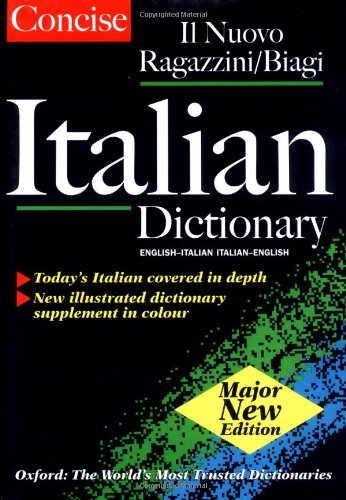 9780198602439: Oxford Concise Italian Dictionary