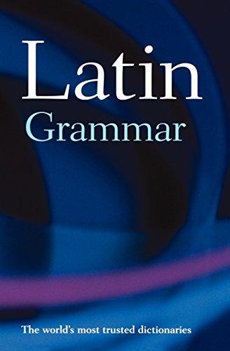9780198602774: A Latin Grammar
