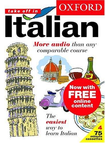 9780198603078: Oxford Take Off in Italian: 4 Cassettes