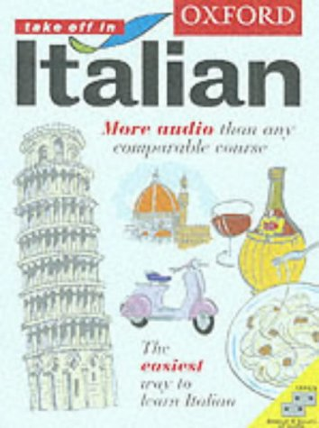 9780198603085: Oxford Take Off in Italian: 4 CDs