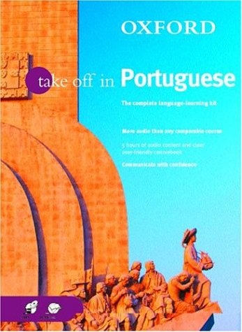 Oxford Take Off in Portuguese: 4 CDs: Michael Harland, Ana Saldanha de Brito