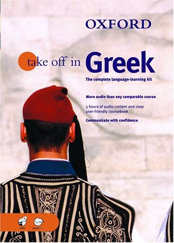 9780198603160: Oxford Take Off in Greek: 4 Cassettes
