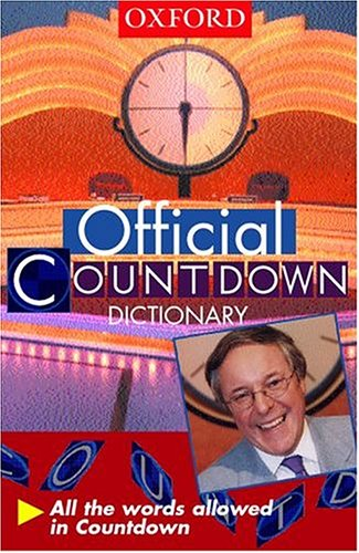 9780198603771: Official Countdown Dictionary