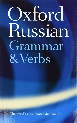 9780198603801: The Oxford Russian Grammar and Verbs