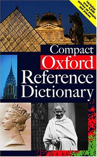 9780198603900: The Compact Oxford Reference Dictionary