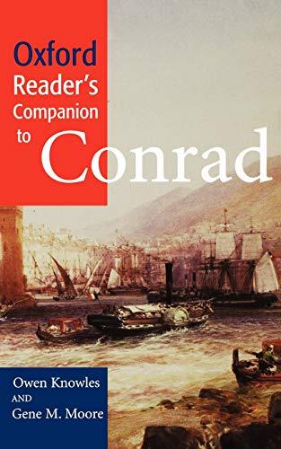 9780198604211: Oxford Reader's Companion to Conrad