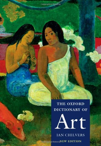 9780198604761: The Oxford Dictionary of Art