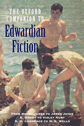 9780198605348: The Oxford Companion to Edwardian Fiction