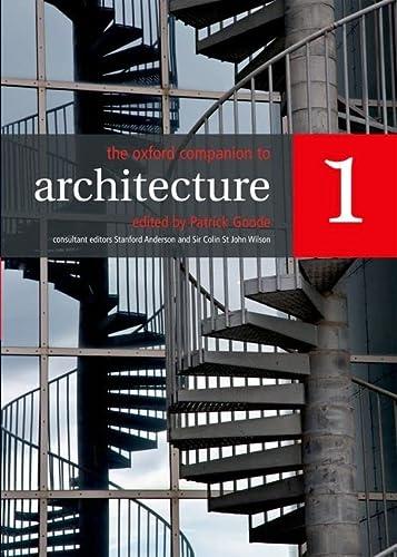 9780198605683: The Oxford Companion to Architecture: 2 Volumes