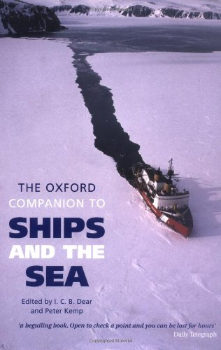 9780198606161: The Oxford Companion to Ships and the Sea