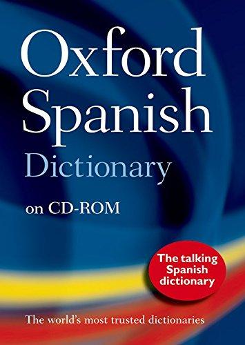 9780198608615: Gran Diccionario Oxford CD-ROM: Spanish Language Edition