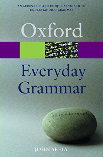 9780198608745: Everyday Grammar (Oxford Paperback Reference)