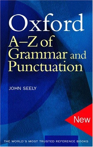 9780198608974: Oxford A-Z of Grammar and Punctuation