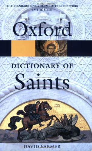 9780198609490: The Oxford Dictionary of Saints (Oxford Quick Reference)