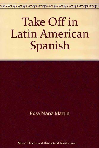 9780198609735: Title: Take Off in Latin American Spanish