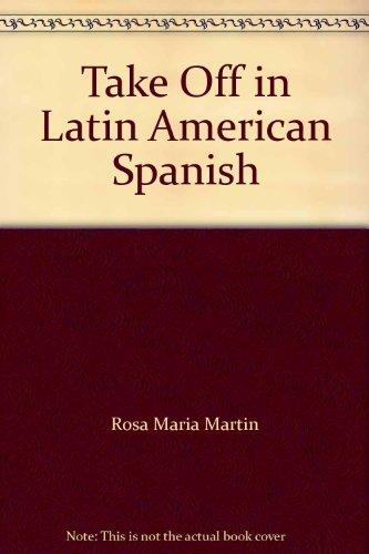 9780198609735: Take Off in Latin American Spanish