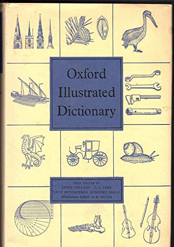9780198611110: Oxford Illustrated Dictionary