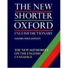 9780198611271: The Shorter Oxford English Dictionary: with thumb index