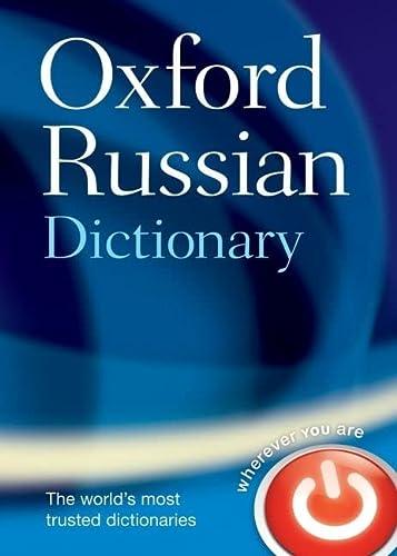 9780198614203: Oxford Russian Dictionary: Russian-English / English-Russian