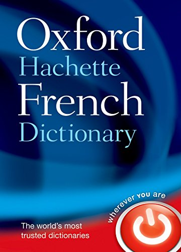 9780198614227: Oxford-Hachette French Dictionary