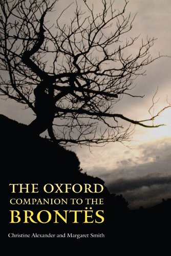 9780198614326: The Oxford Companion to the Bront�s