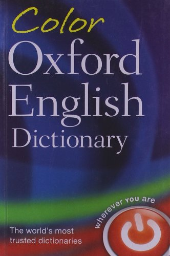 9780198614401: Color Oxford English Dictionary
