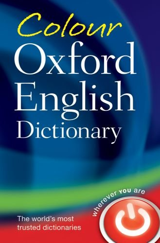 9780198614418: Colour Oxford English Dictionary