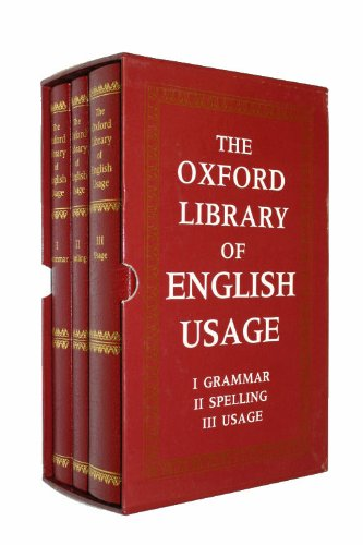 9780198631170: A Practical English Grammar (The Oxford Library of English Usage ; V. 1)
