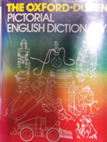 9780198641407: Oxford-Duden Pictorial English Dictionary