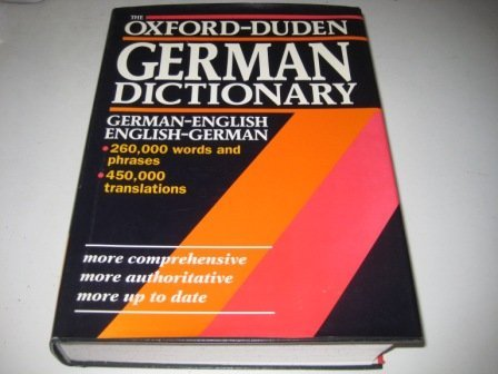 oxford english to german dictionary pdf