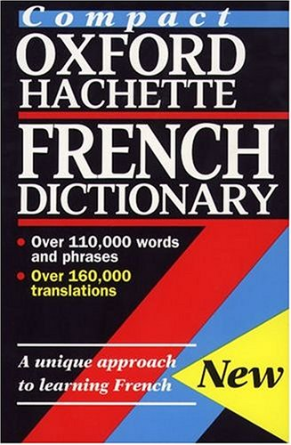 9780198645351: The Compact Oxford French Dictionary