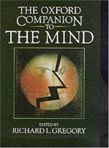 9780198661245: The Oxford Companion to the Mind