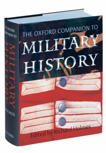 9780198662099: The Oxford Companion to Military History