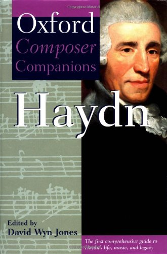9780198662167: Oxford Composer Companions: Haydn