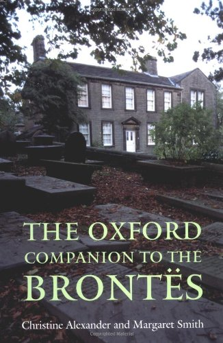 9780198662181: The Oxford Companion to the Brontes