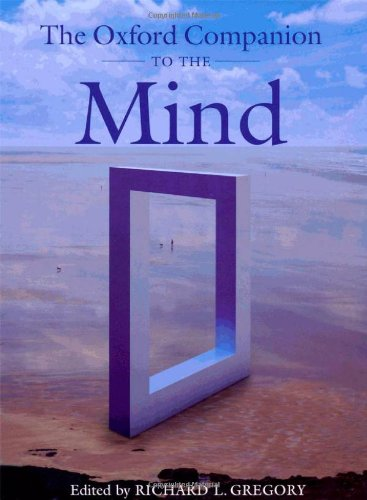 9780198662242: The Oxford Companion to the Mind
